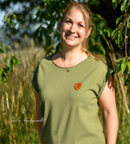 Shirt Damen eBook Schnittmuster